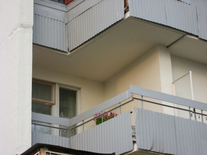 Остекление балконов и лоджий размеры типовых проектов..